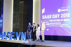 CEO Base: Phần mềm trong doanh nghiệp Việt đang có xu hướng 'lên mây'