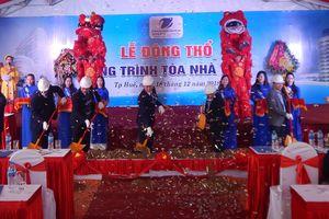 Khởi công giai đoạn 1 Tòa nhà VNPT tại Thừa Thiên - Huế