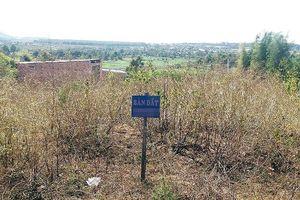 Nhiều cán bộ ở Gia Lai tiếp tay phân lô bán nền trái phép