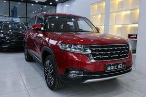 Chi tiết BAIC Q - mẫu SUV Trung Quốc giá 658 triệu đồng