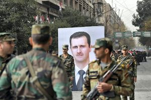 Từ bỏ 'Assad must go', Mỹ buộc phải chơi theo luật Nga?