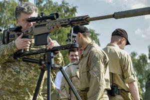 Ukraine muốn động binh, Mỹ hứa nhẹ sẽ cho vũ khí
