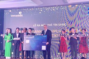 Vietcombank và American Express ra mắt thẻ cao cấp với nhiều ưu đãi