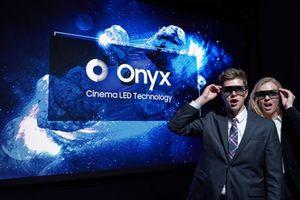 Samsung Onyx Cinema LED - màn hình chiếu đỉnh cho rạp phim