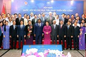 Hội nghị Quốc hội và các Mục tiêu phát triển bền vững