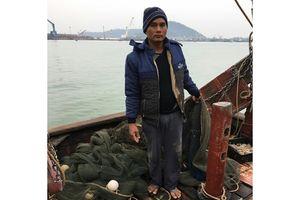 Xử phạt bốn chủ phương tiện đánh bắt hải sản trái phép