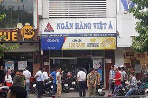 Thông tin mới nhất về nghi phạm cướp ngân hàng ở Bình Thạnh