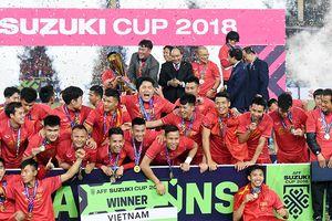HLV Park Hang Seo công bố danh sách đội tuyển quốc gia Việt Nam tham dự Asian Cup 2019