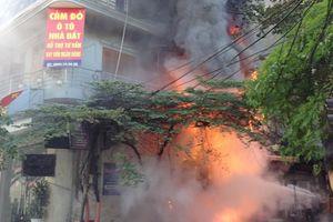 Đọc gì hôm nay 18/12: Cống nước tại Thanh Hóa bỗng dưng bốc cháy