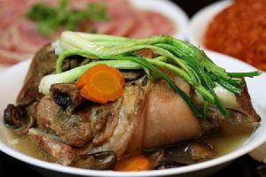 Món ngon mỗi ngày: Cách làm chân giò hầm nấm hương thơm ngon bổ dưỡng