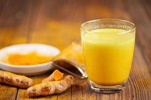 Sữa nghệ - Đồ uống mới của người Việt