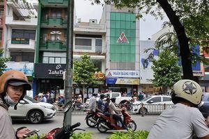Thông tin mới nhất vụ nghi phạm dùng súng cướp ngân hàng VietABank tại TP.HCM