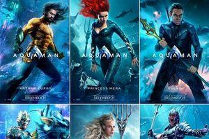 Chỉ trong 4 ngày ra mắt tại Việt Nam, Aquaman đã mang về 40 tỷ doanh thu