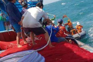 Chìm tàu cá ở biển Vũng Tàu: Thi thể nạn nhân thứ 2 được tìm thấy