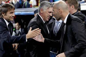 Ghế nóng MU: Zidane hay Conte thay Mourinho?