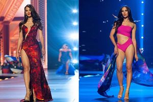 Hoa hậu Hoàn vũ 2018 từng bật khóc đau đớn vì chứng vẹo cột sống