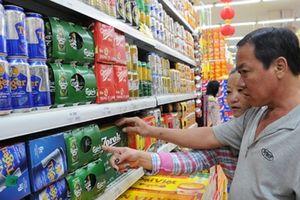 'Nóng' thị trường bia Việt dịp cuối năm