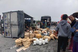 Tai nạn liên hoàn trên quốc lộ 1A, 30 hành khách trên xe giường nằm hoảng loạn