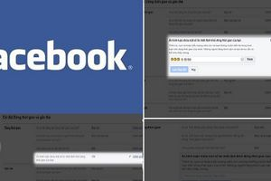 Bình luận gây xúc phạm trên Facebook, cách chặn đơn giản