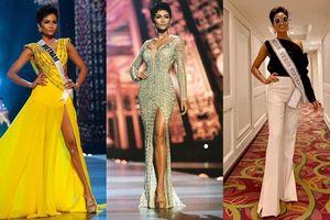 'Chiến thuật' trang phục của H'Hen Niê tại Miss Universe 2018 như thế nào?