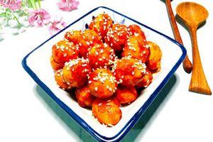 Trứng cút rim cà ri béo thơm, ăn đưa cơm phải biết