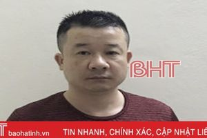 Khởi tố, bắt giam 'trùm sò' tín dụng đen ở TP Hà Tĩnh