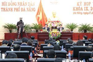 Tình hình an ninh trật tự làm 'nóng' nghị trường kỳ họp HĐND Đà Nẵng