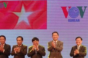 Chương trình phát thanh tiếng Hàn - VOV Korean chính thức phát sóng