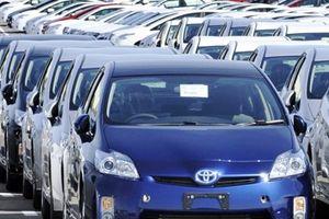 Toyota đặt mục tiêu bán 10,76 triệu xe trên thị trường toàn cầu