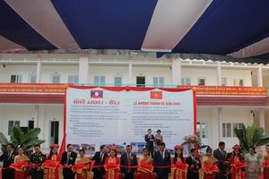 Các dự án viện trợ của Việt Nam giúp Lào phát triển kinh tế-xã hội