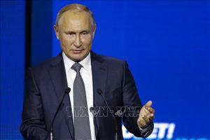 Tổng thống Vladimir Putin nêu ý tưởng kết nạp thêm thành viên INF
