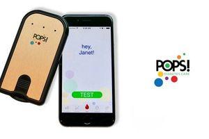 Chỉ mất nửa phút để đo chỉ số đường huyết… qua smartphone