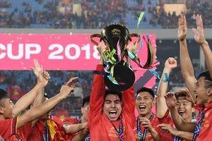 Tiền vệ Phạm Đức Huy trải lòng về chức vô địch AFF Suzuki Cup 2018