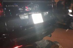 Hà Nội: Hiện trường xe 'điên' Lexus gây tai nạn liên hoàn