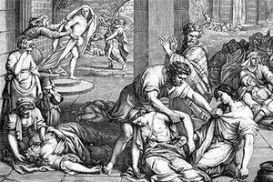 Rợn tóc gáy nghe 'chuyện ấy' của các hoàng đế La Mã