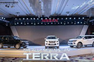 Nissan Terra chính thức gia nhập thị trường Việt: Muộn còn hơn không!