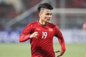 Quang Hải đi vào lịch sử bóng đá Việt Nam