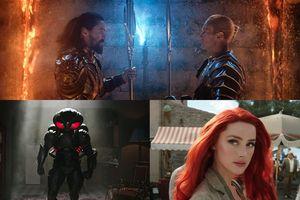 Chuyến tàu cảm xúc cùng 'Aquaman': Các khoảnh khắc xuất thần và… 'í ẹ' nhất!