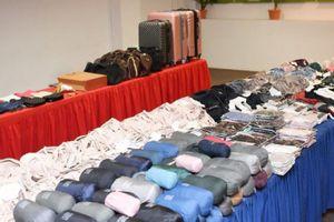 Trộm cắp quần áo tại Singapore, 4 người Việt bị kết án tù