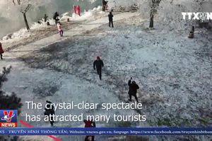 Miền đất tuyết cổ tích tại Trung Quốc