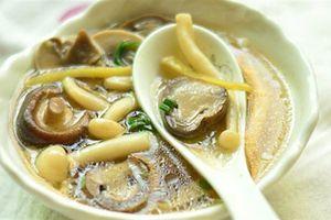 7 món canh bổ máu và tăng sức đề kháng, nhất định phải ăn vào mùa lạnh