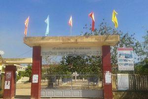 Nam sinh đánh thầy nhập viện ở Bình Định là học sinh cá biệt, từng bị đuổi học 1 tuần
