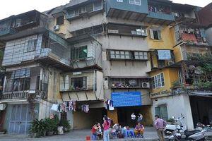 Vẫn loay hoay chuyện quản lý cải tạo chung cư cũ