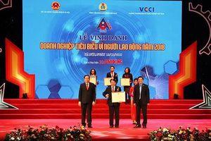 PVFCCo, Nestlé Việt Nam được vinh danh doanh nghiệp vì người lao động
