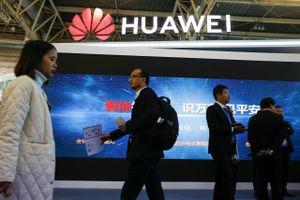 Huawei dự kiến sẽ đạt doanh thu 100 tỷ USD trong năm 2018