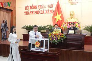 Đà Nẵng công bố kết quả lấy phiếu tín nhiệm đối với các chức vụ