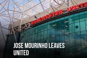 Tin nóng: Man Utd sa thải Mourinho