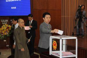 Kết quả lấy phiếu tín nhiệm 24 chức danh do HĐND TP Đà Nẵng bầu