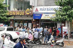 Cướp ngân hàng ở TP.HCM: Tìm thấy xe máy của nghi can