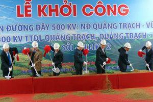 Gần 12.000 tỷ đồng đầu tư các dự án điện đi qua miền Trung